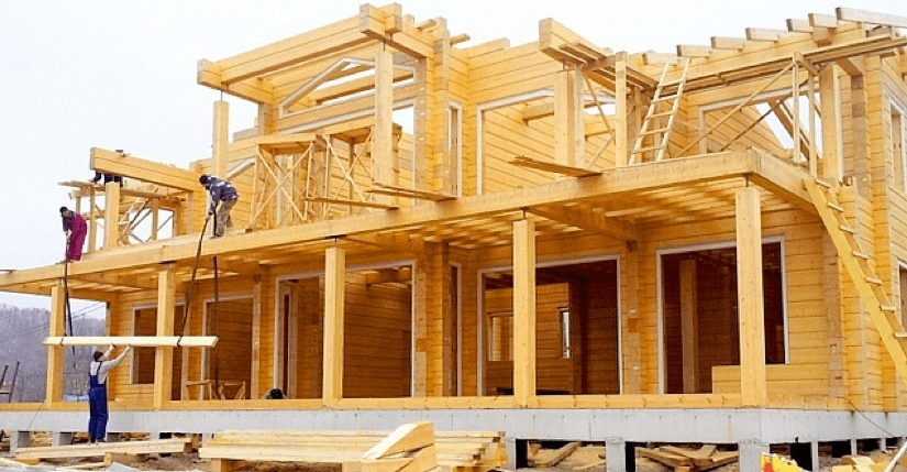 Строительство домов рузский район